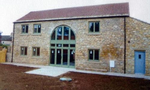 Barn conversion in Little Smeaton